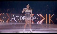 Олимпийская чемпионка Алина Загитова в шоу «Art on Ice» на телеканале SRF1: полная версия гала-номера «Hallelujah»!