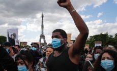 Очевидцы рассказали, кто поддерживает черный бунт в Европе: «Много белых!»