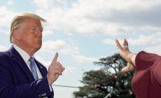 Трамп потребует от конгрессменов проголосовать по импичменту