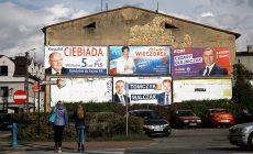 Опросы предсказали националистам победу на выборах в Польше