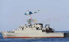 Двое погибли после обстрела фрегатом ВМС Ирана дружественного судна