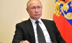 Путин перенес Парад Победы 9 мая из-за коронавируса