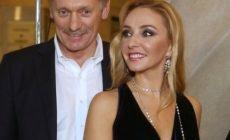 Татьяна Навка: «Раньше не могла представить, что мой муж будет с усами»