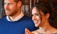 Принц Гарри и Меган Маркл попрощались с поклонниками