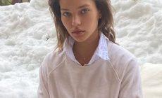 Алеся Кафельникова: «Мама выставляет меня в свой Instagram, но мы не общаемся»