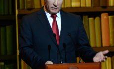 Владимир Путин призвал чиновников пока не искать ему замену