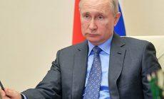 Доплаты медикам, помощь безработным, 13 миллиардов на закупку техники: новое обращение Владимира Путина