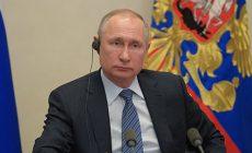Владимир Путин продлил нерабочие дни до конца апреля