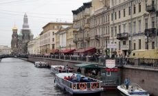 Санкт-Петербург предложили переименовать в Конституции