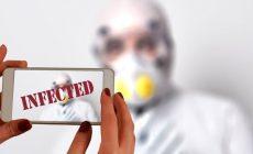 СМИ: первый случай инфицирования коронавирусом выявили в ноябре