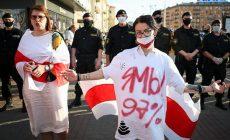 Политолог рассказал о «революции тапочек» в Белоруссии: страна охвачена протестами