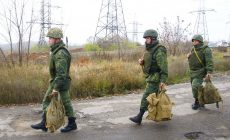 Разведение сил в Петровском в Донбассе сорвалось