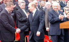 Названа причина выбора Путина преемником Ельцина