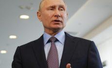 Путин заявил о начале мировой гонки вооружений