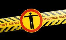 Россиянин с коронавирусом сбежал из больницы и заразил всю свою семью