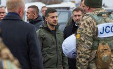 Зеленский прокомментировал гибель двух военных в Донбассе