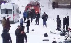 В Забайкалье следователями задержан владелец упавшего с моста автобуса