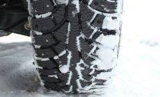 Ограничения для зимней резины: знак «Шипы» может вернуться на стёкла автомобилей