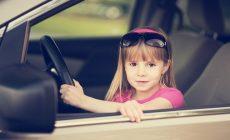От штрафов не уйти: автомобили запретят регистрировать на детей