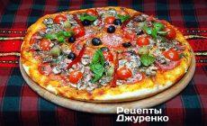 Пицца вкуснее чем в пиццерии