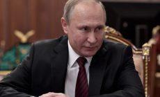 В Кремле оценили шансы Путина уйти работать на «удаленку»