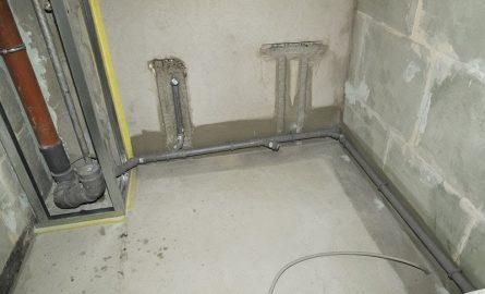 Защита ванной комнаты от влаги