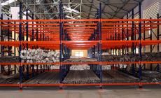 Особенности складских стеллажей