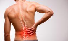 Причины и лечение боли в грудном отделе позвоночника