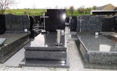Виды надгробий и их установка