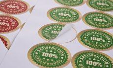 Преимущества брендированных наклеек для маркетинга