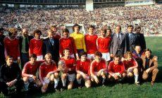 В 1981-м СКА с Гамулой (он носился как Де Брюйне) взял Кубок СССР. Праздновали все лето, а осенью вылетели в Первую лигу ?