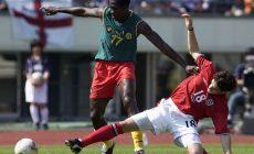 Серена Уильямс однажды сыграла в форме камерунских футболистов