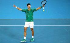 ? Джокович выиграл 8-й Australian Open: провалил середину матча, но впервые отыгрался с 1:2 в финале ТБШ