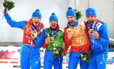 Медальный зачет Сочи-2014 изменился в 8-й раз: у России – минус золото из-за бана Устюгова, Норвегия теперь лидер