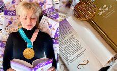 Биография Алены Савченко – бестселлер на немецком. Ее написала маркетолог из России, посмотревшая чемпионский прокат 200 раз