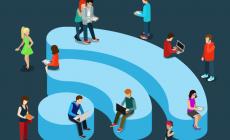 Найдено необычное применение Wi-Fi: идентификация человека, находящегося за стеной
