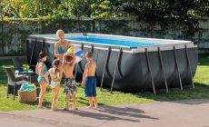 Что такое металлический каркасный бассейн?