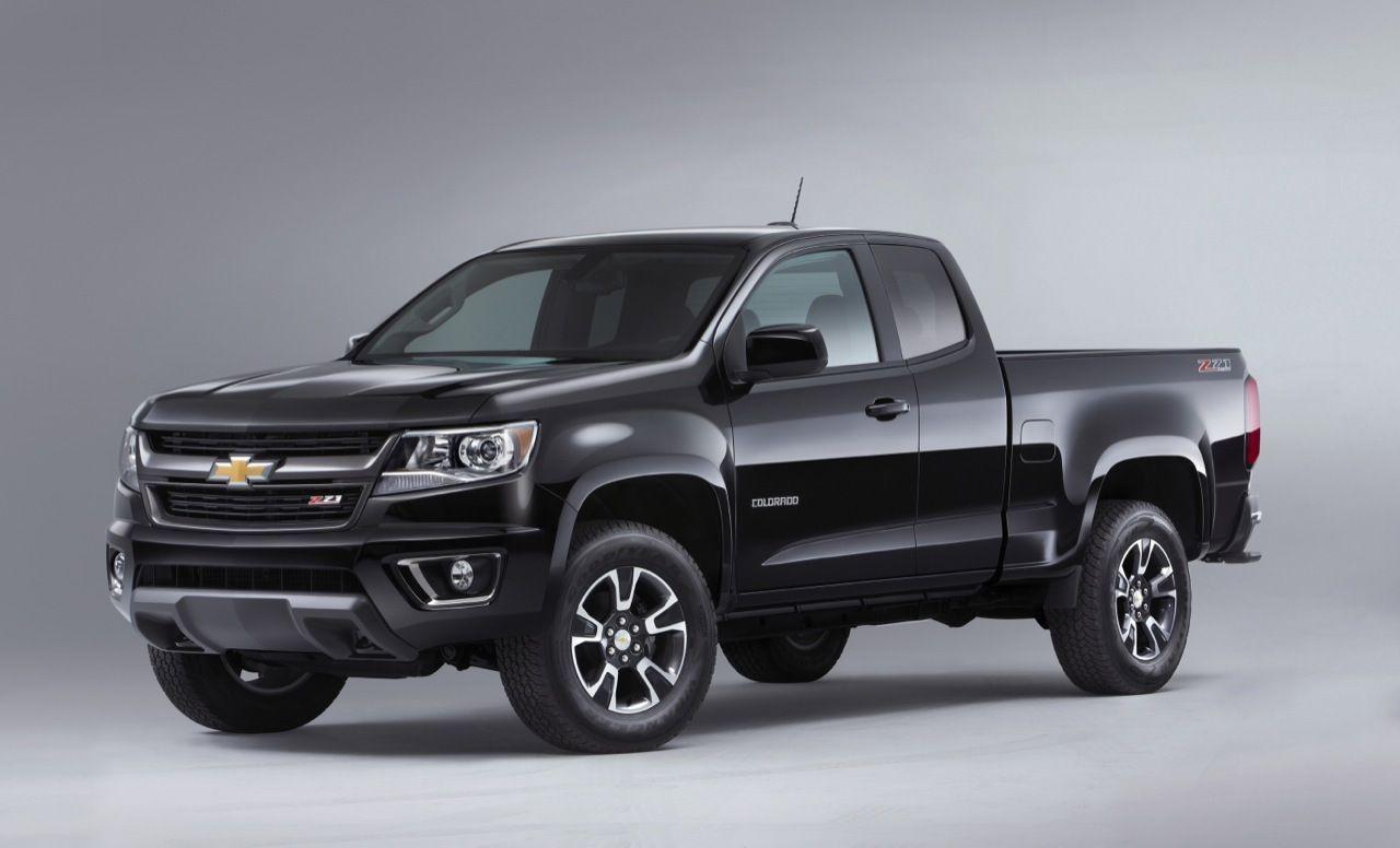 Chevrolet (Шевроле) Colorado
