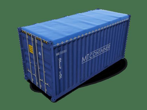 Плюсы использования open top контейнеров